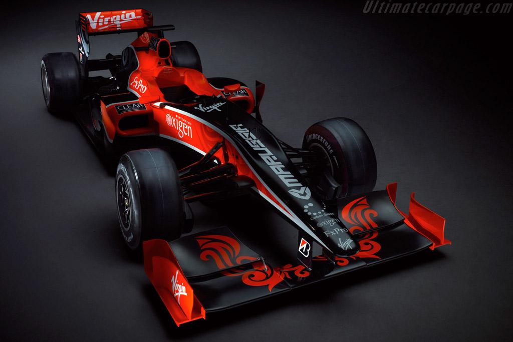 Virgin VR-01 Cosworth