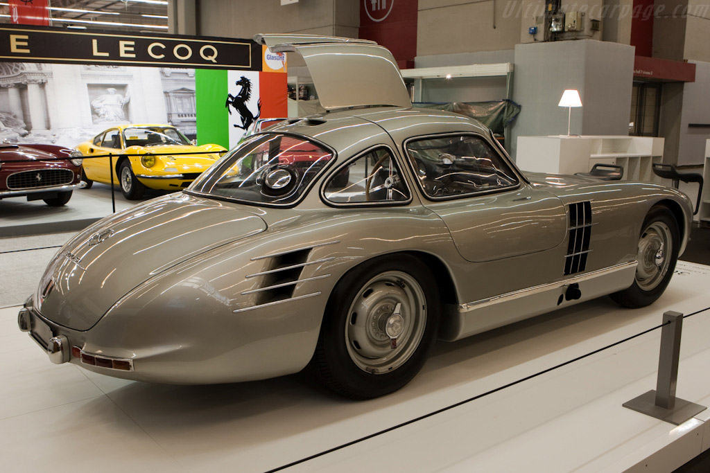 Mercedes-Benz 300 SL Competition Prototype Coupe - Chassis: 000 11/53  - 2010 Retromobile