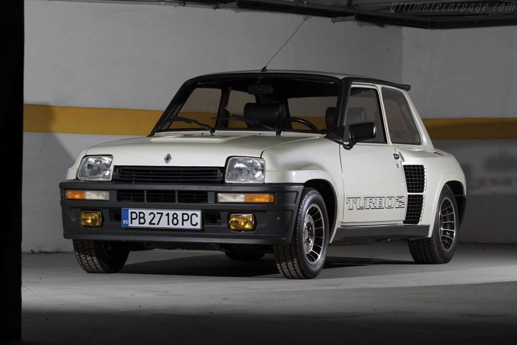 Click here to open the Renault 5 Turbo 2 gallery