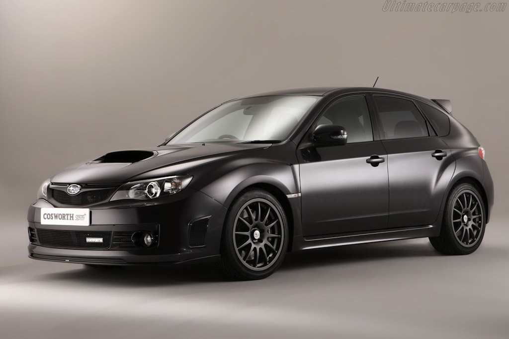 Click here to open the Subaru Cosworth Impreza STI CS400 gallery