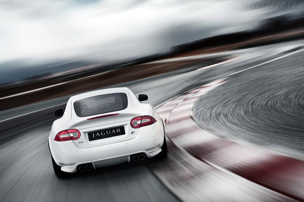 Jaguar XKR 5.0 Coupe