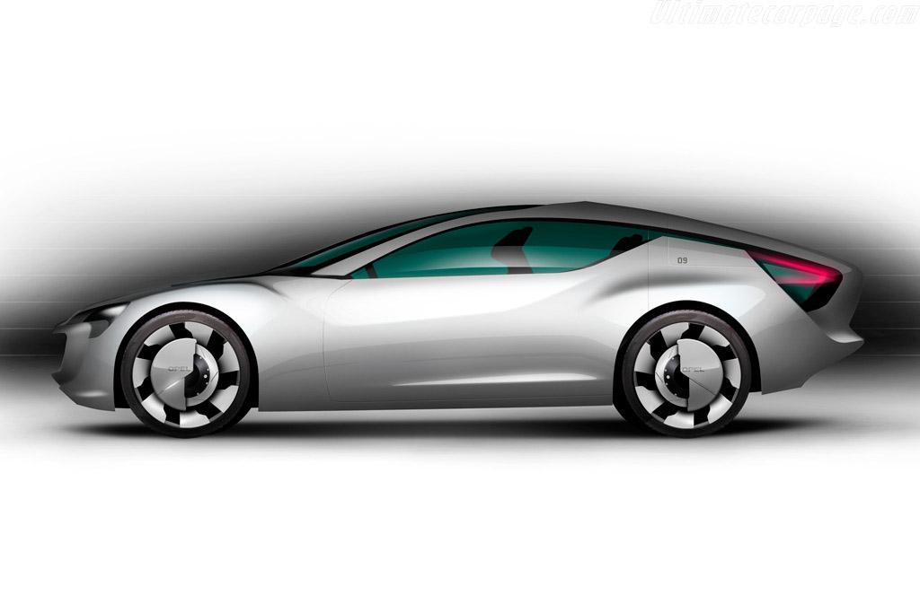 Opel Flextreme GT/E Concept