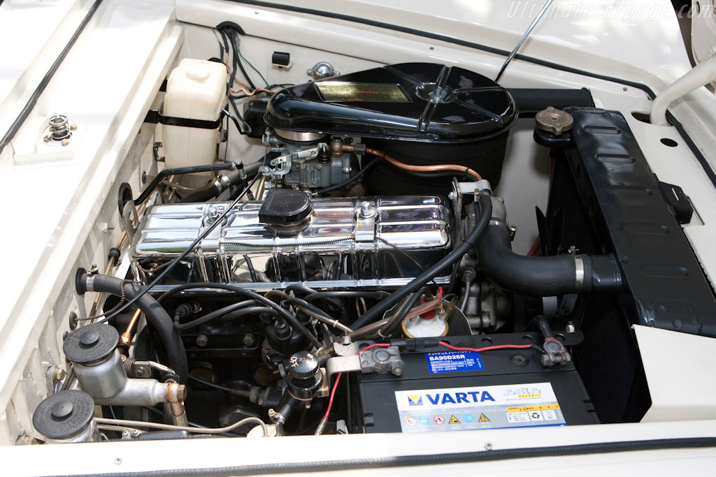 Prince Skyline Sport Coupe - Chassis: R21A-100043   - 2009 Concorso d'Eleganza Villa d'Este