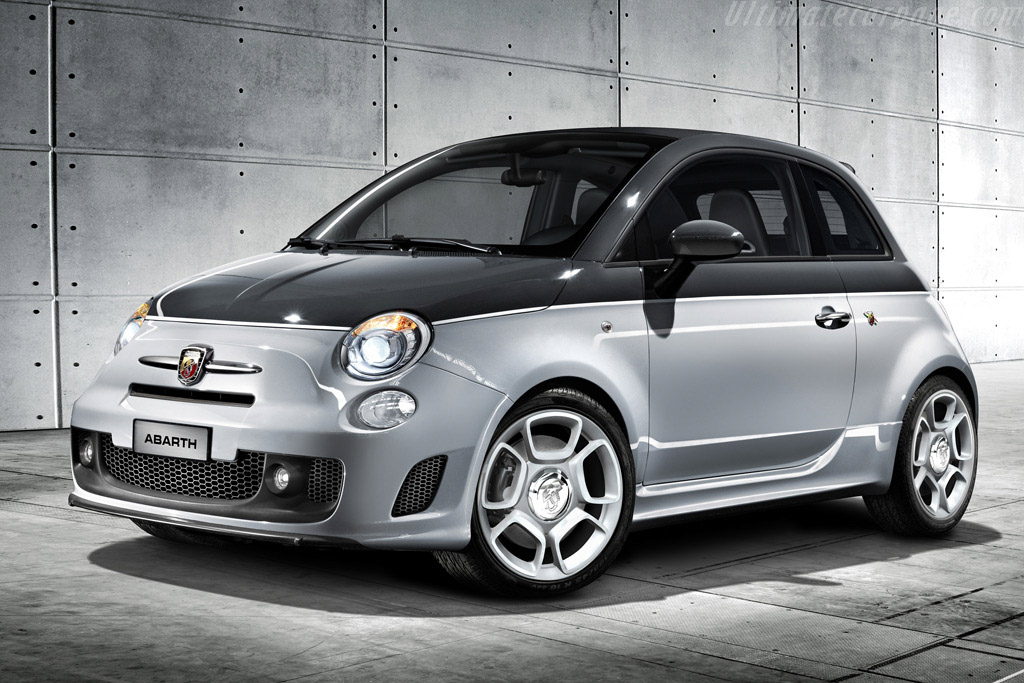 Click here to open the Fiat Abarth 500C gallery
