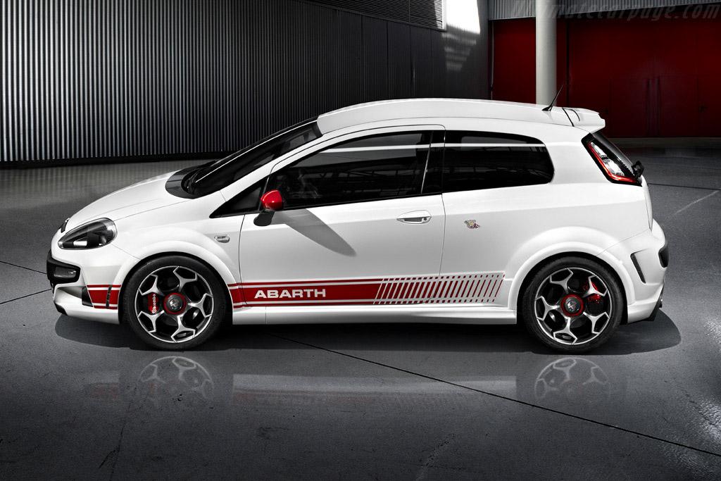 Fiat Abarth Punto Evo