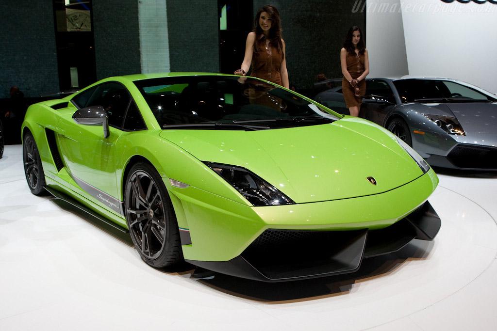 Lamborghini Gallardo LP570-4 Superleggera   - 2010 Geneva International Motor Show
