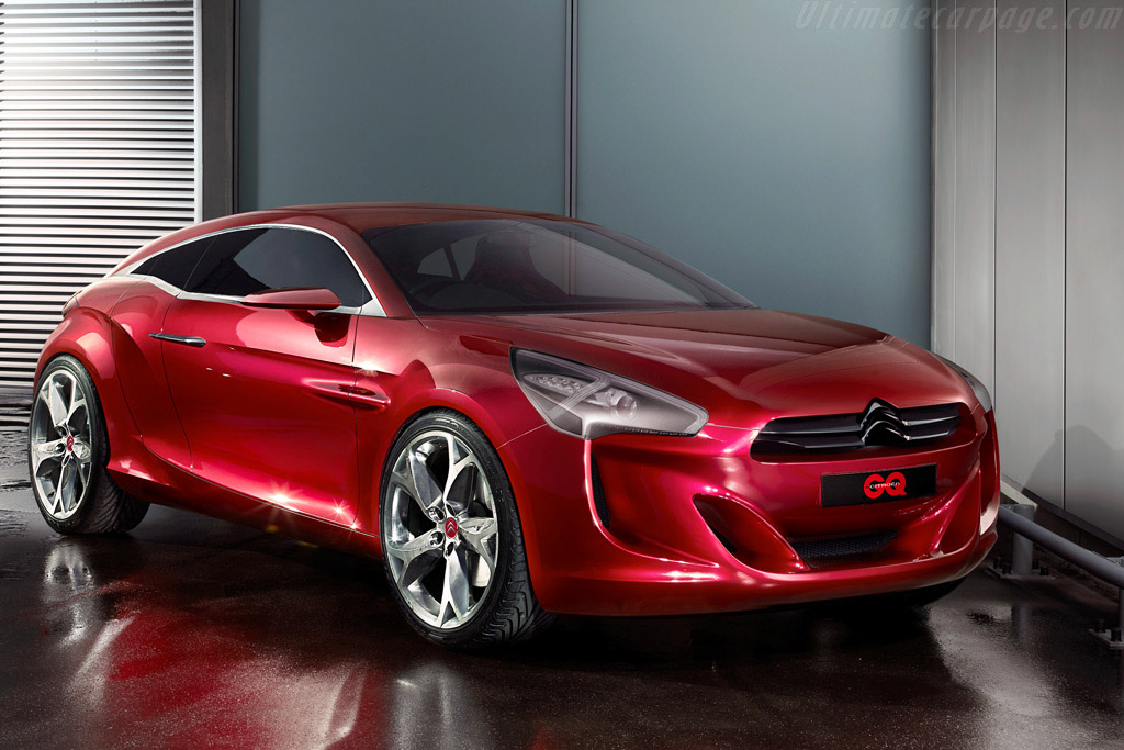 Click here to open the Citroën GQ Concept gallery