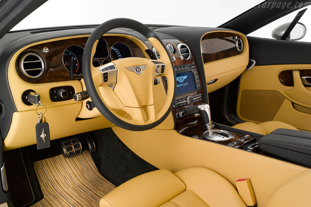 Bentley Continental Touring Flying Star