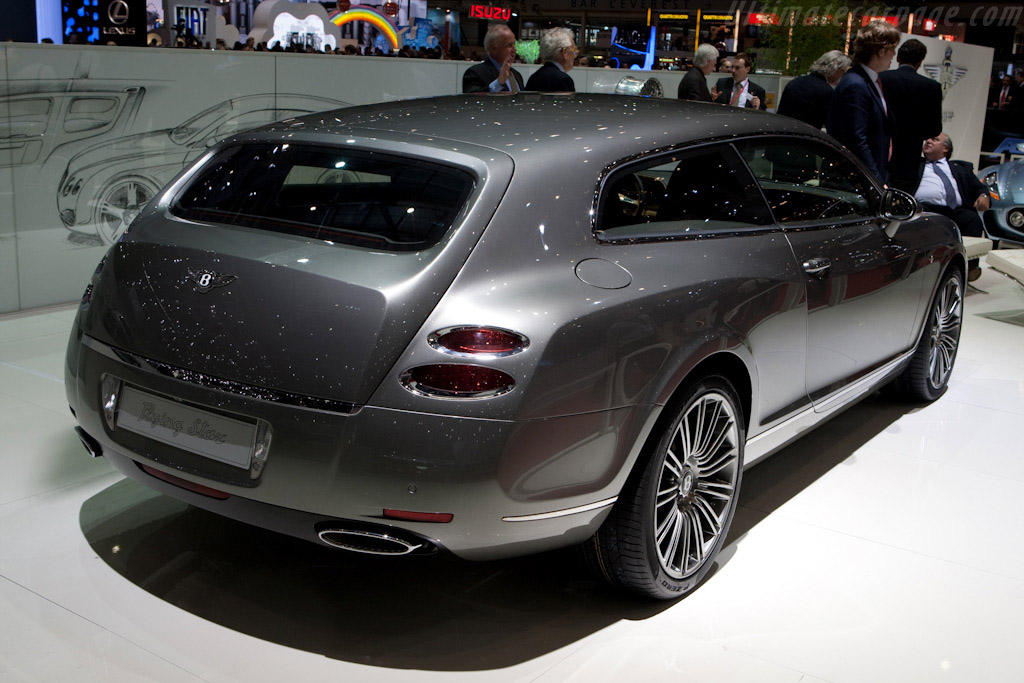 Bentley Continental Touring Flying Star    - 2010 Geneva International Motor Show