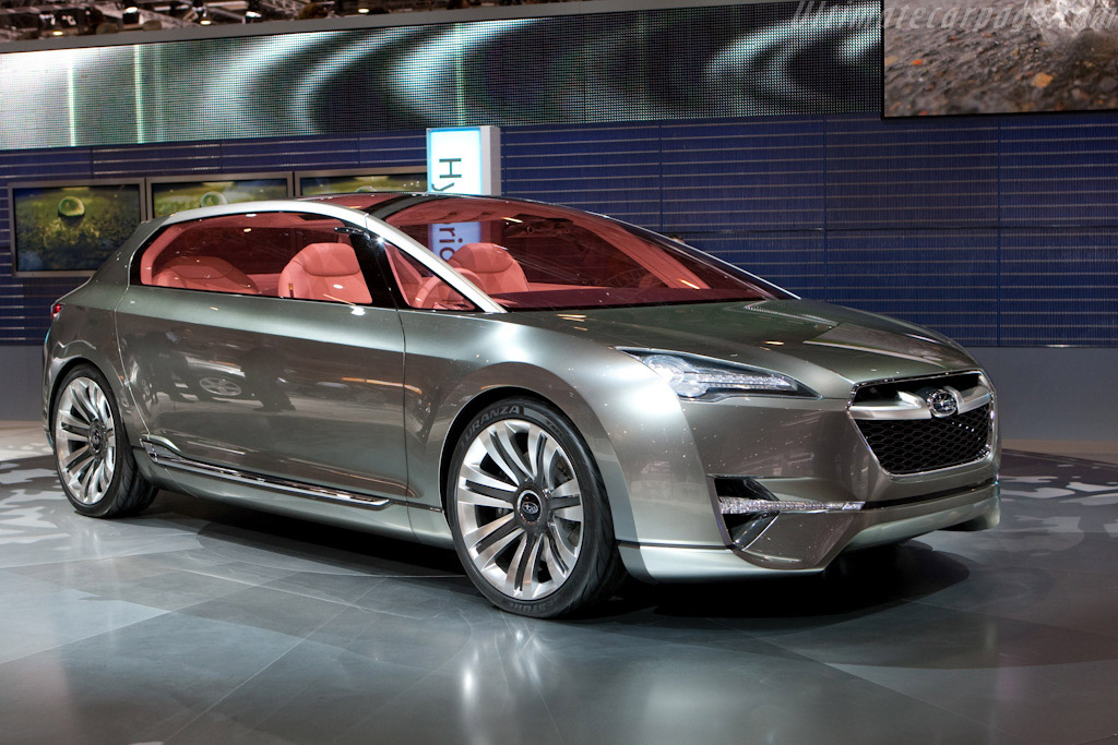 Subaru Hybrid Tourer Concept    - 2010 Geneva International Motor Show