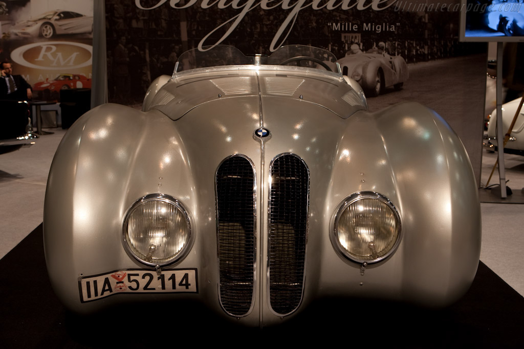 BMW 328 Buegelfalte Roadster - Chassis: 85032   - 2010 Techno Classica