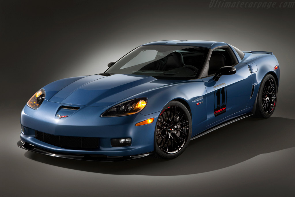 Click here to open the Chevrolet Corvette Z06 Carbon gallery
