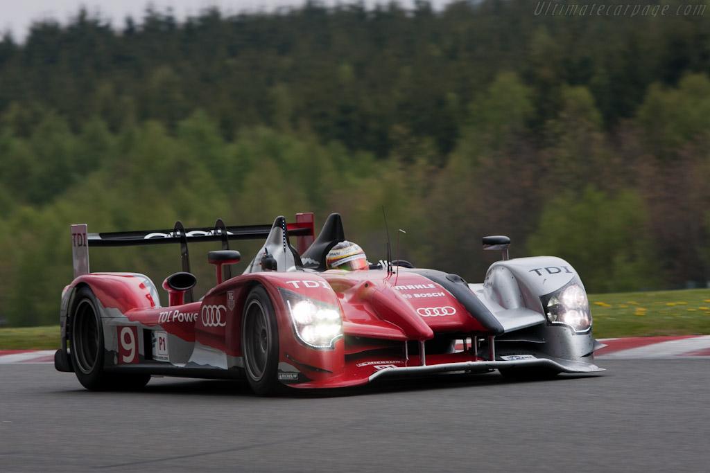 Audi R15 plus TDI - Chassis: 204  - 2010 Le Mans Series Spa 1000 km
