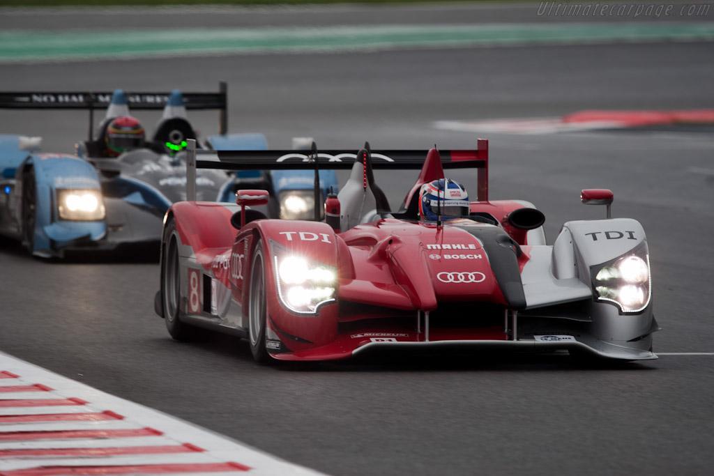Audi R15 plus TDI - Chassis: 203   - 2010 Le Mans Series Spa 1000 km