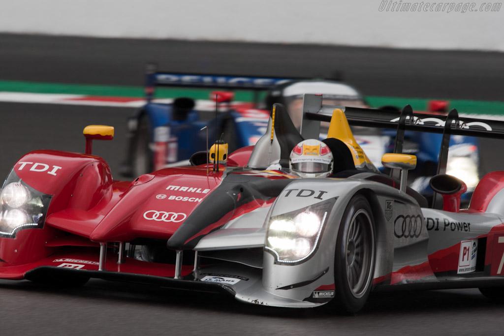 Audi R15 plus TDI - Chassis: 202  - 2010 Le Mans Series Spa 1000 km