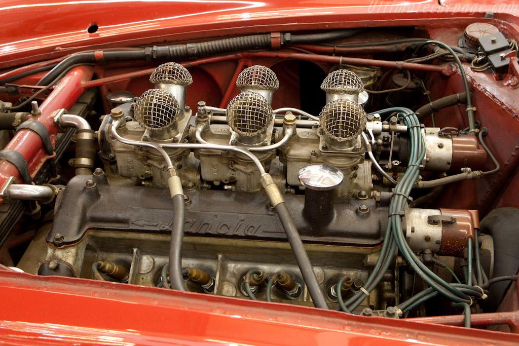 Lancia D25 Sport Pinin Farina Spyder - Chassis: 0002   - 2010 Retromobile