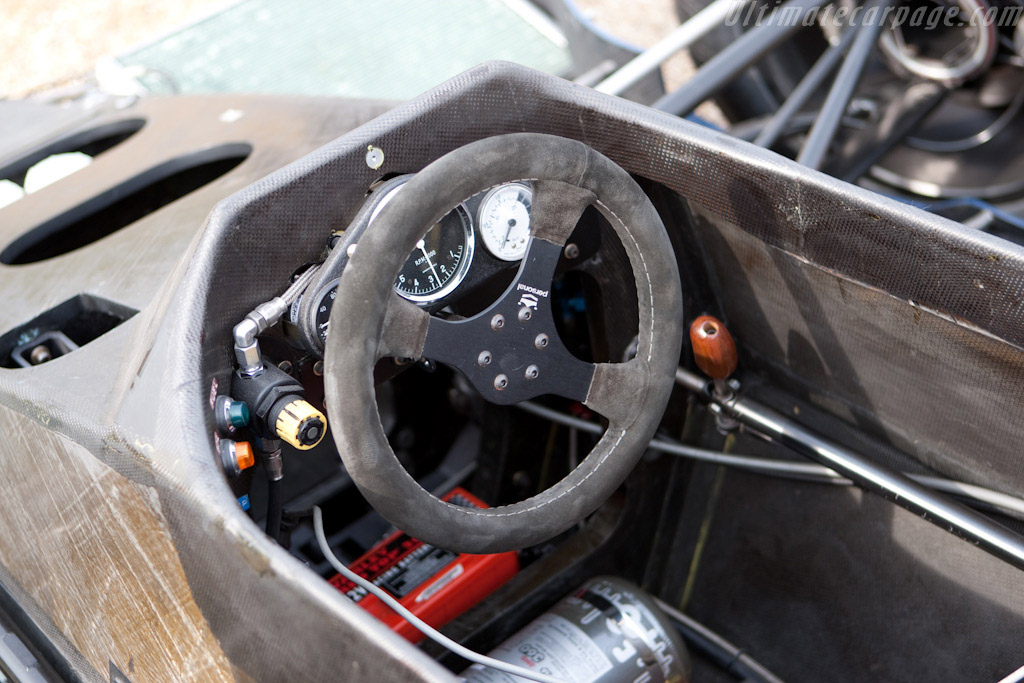 Toleman TG 183B Hart - Chassis: TG183-02   - 2010 Goodwood Preview