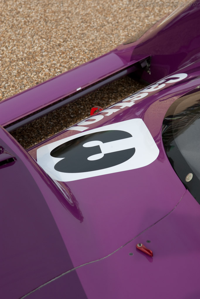 Jaguar XJR-14 - Chassis: X91  - 2010 Goodwood Preview