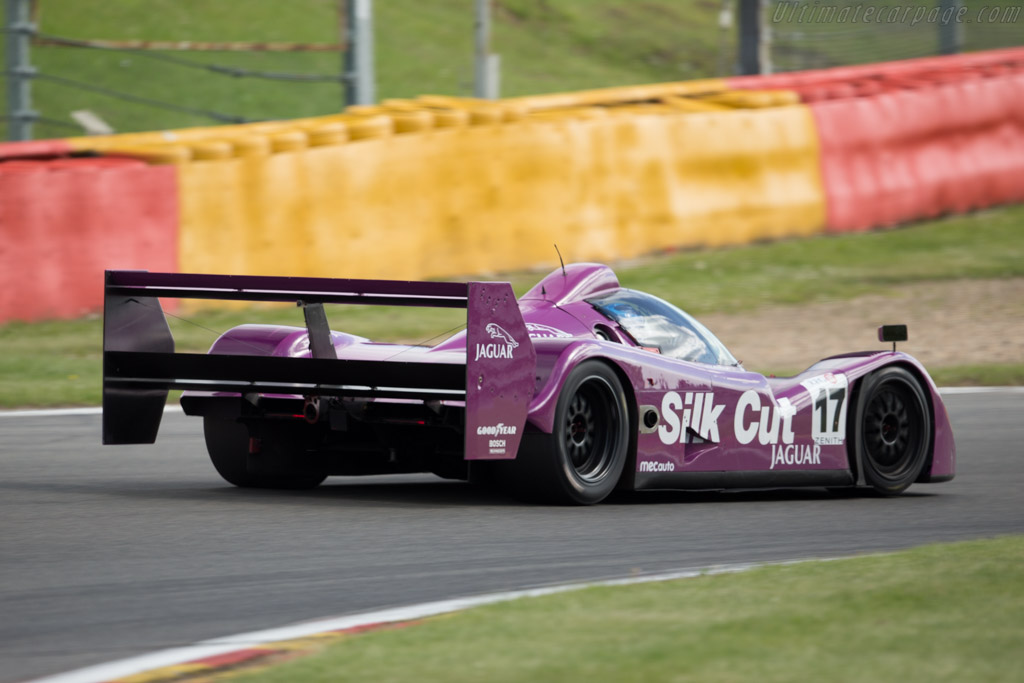 Jaguar XJR-14 - Chassis: 591   - 2015 Spa Classic