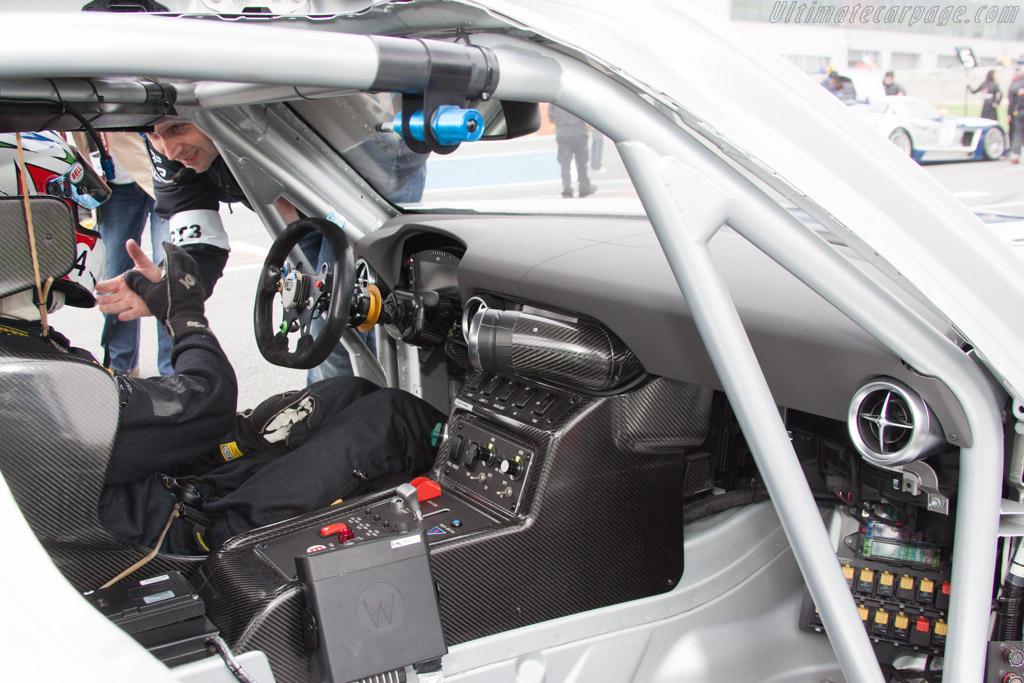 Mercedes-Benz SLS AMG GT3 - Chassis: 017   - 2012 Coupes de Paques