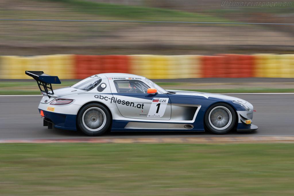 Mercedes-Benz SLS AMG GT3 - Chassis: 012   - 2012 Coupes de Paques