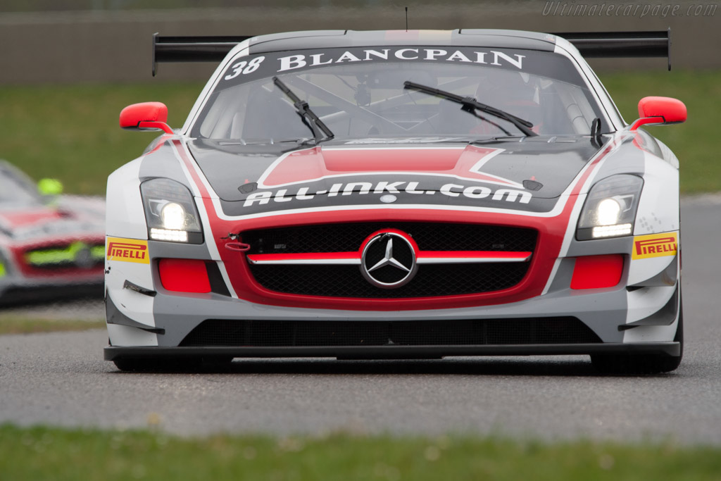 Mercedes-Benz SLS AMG GT3 - Chassis: 068   - 2012 Coupes de Paques