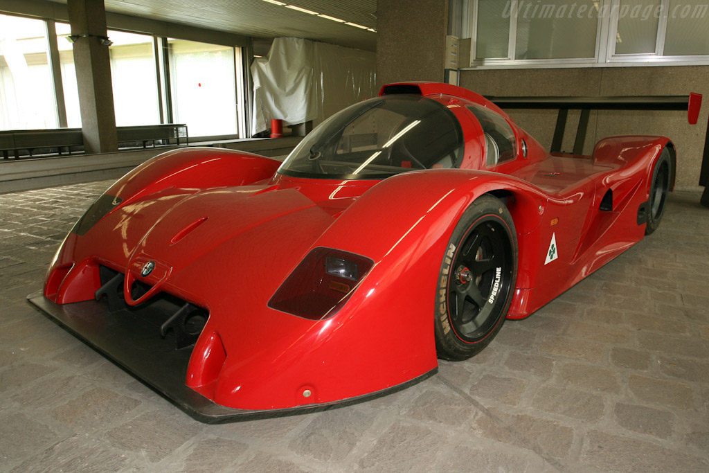 1990 Alfa Romeo Se 048sp Images Specifications And