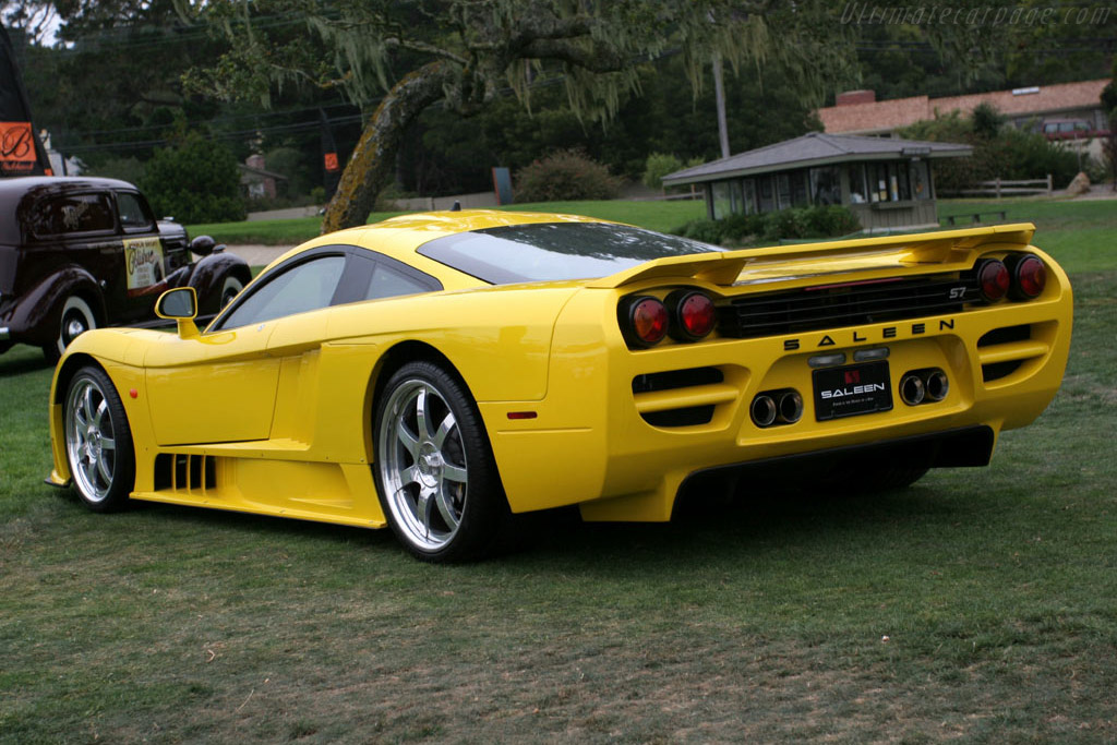 Saleen S7    - 2005 Monterey Peninsula Auctions and Sales