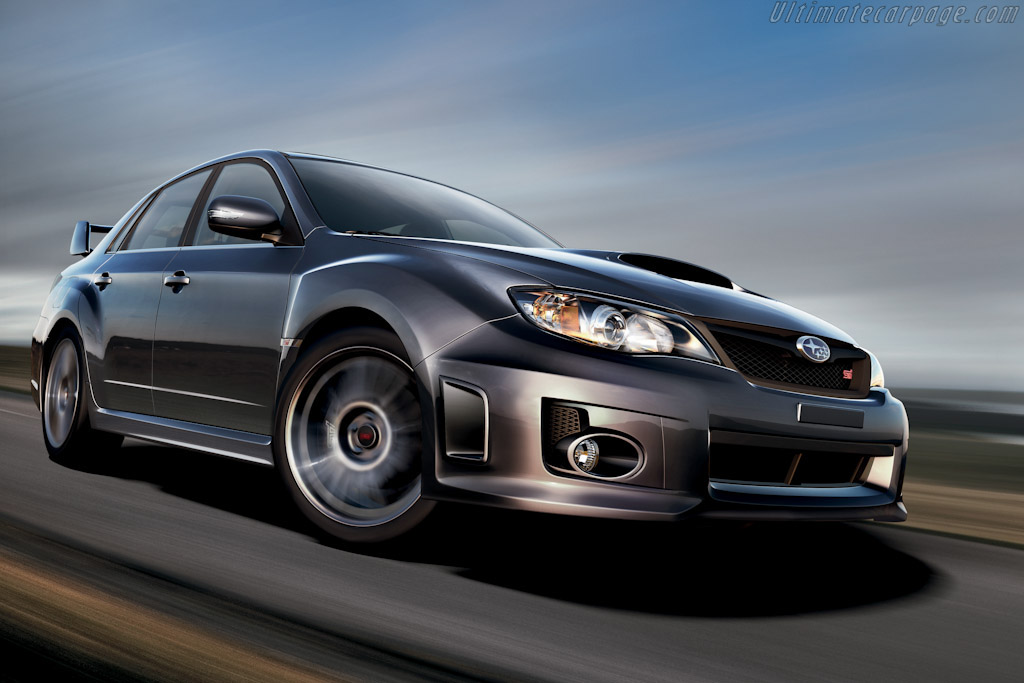 Click here to open the Subaru Impreza WRX STI Sedan gallery