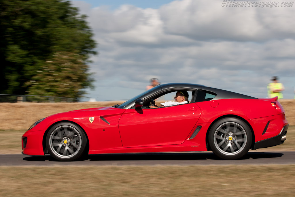 Ferrari 599 GTO - Chassis: 172602  - 2010 Goodwood Festival of Speed