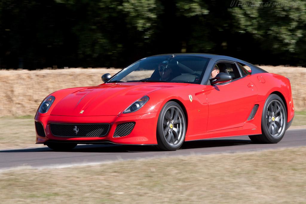 Click here to open the Ferrari 599 GTO gallery