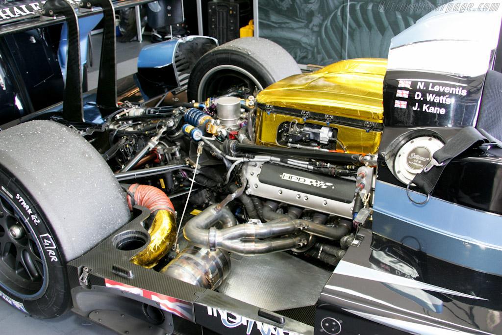 HPD ARX-01c - Chassis: LC70-9   - 2010 Le Mans Series Castellet 8 Hours