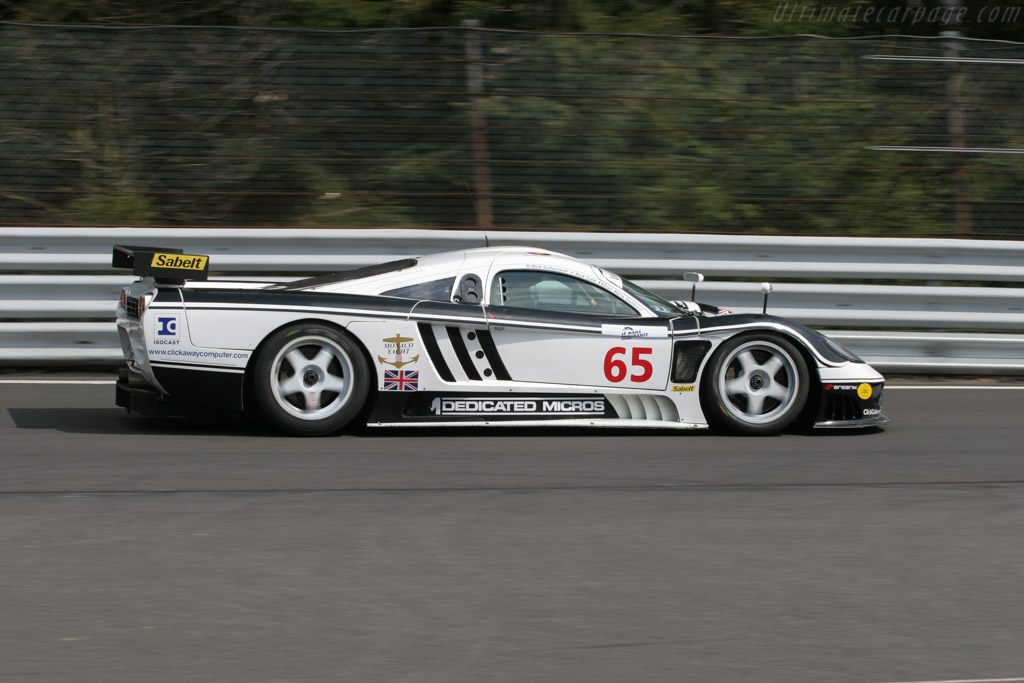 Saleen S7-R - Chassis: 010R   - 2005 Le Mans Endurance Series Spa 1000 km