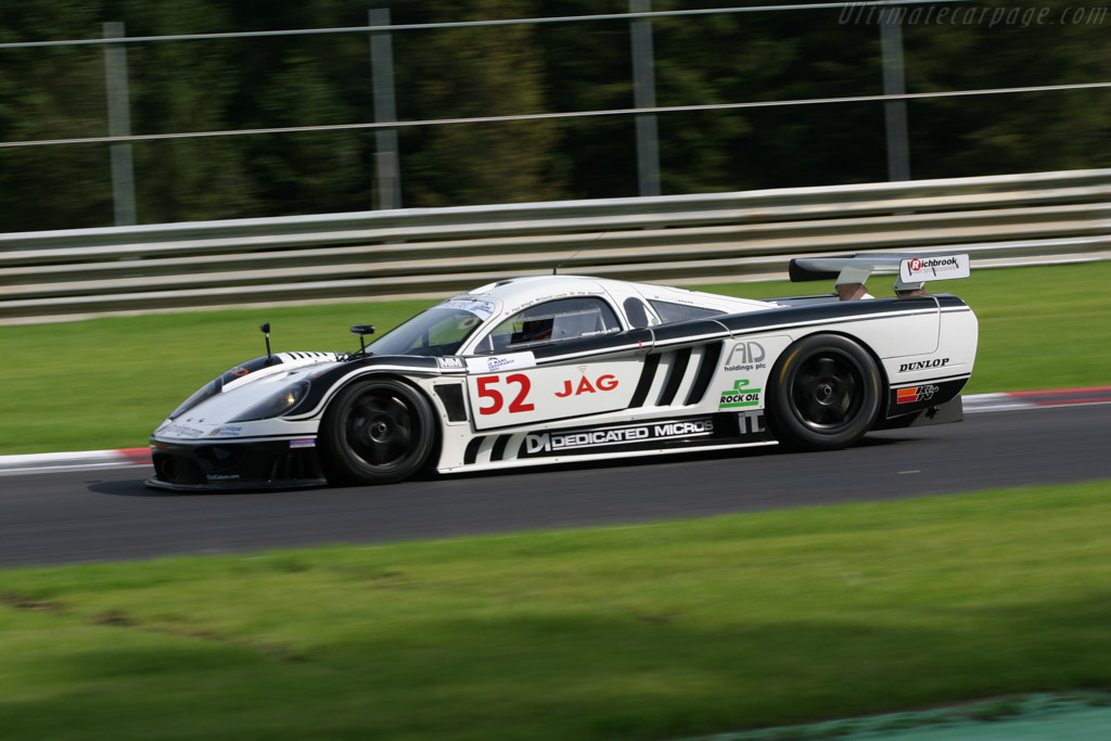 Saleen S7-R - Chassis: 015R   - 2004 Le Mans Endurance Series Spa 1000 km