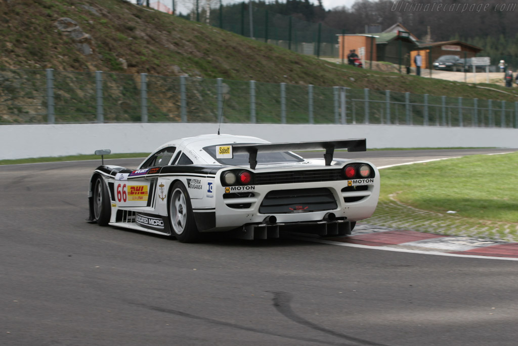 Saleen S7-R - Chassis: 015R   - 2005 Le Mans Endurance Series Spa 1000 km