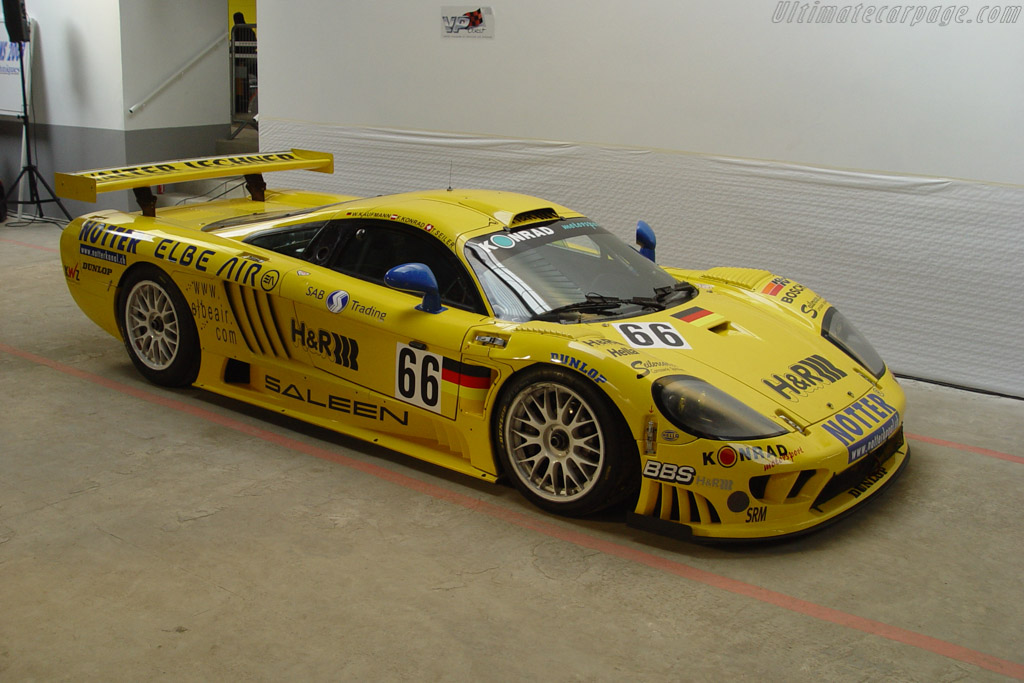 Saleen S7-R - Chassis: 002R   - 2003 Le Mans 1000 km