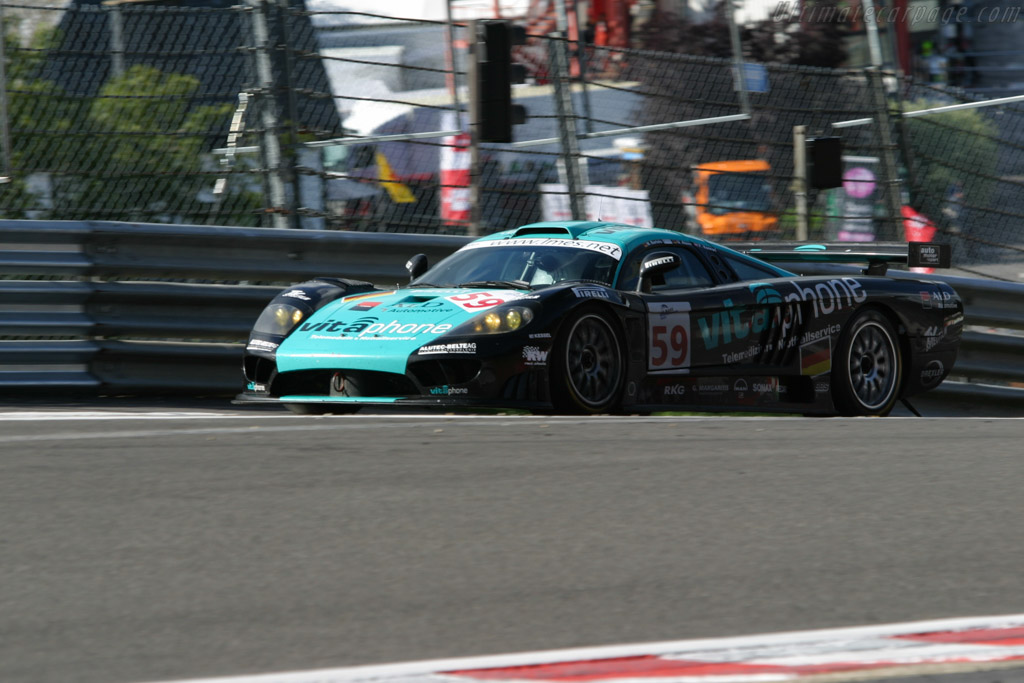 Saleen S7-R - Chassis: 002R   - 2004 Le Mans Endurance Series Spa 1000 km
