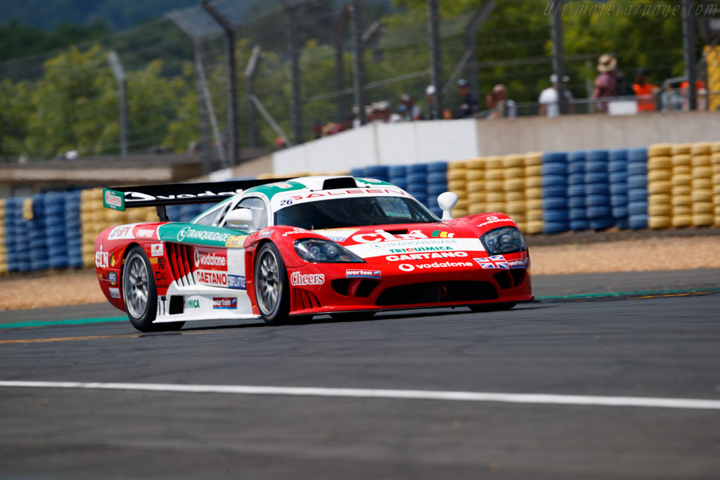 Saleen S7-R - Chassis: 015R  - 2018 Le Mans Classic