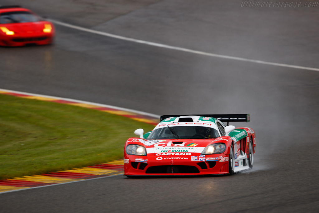 Saleen S7-R - Chassis: 015R  - 2019 Spa Classic