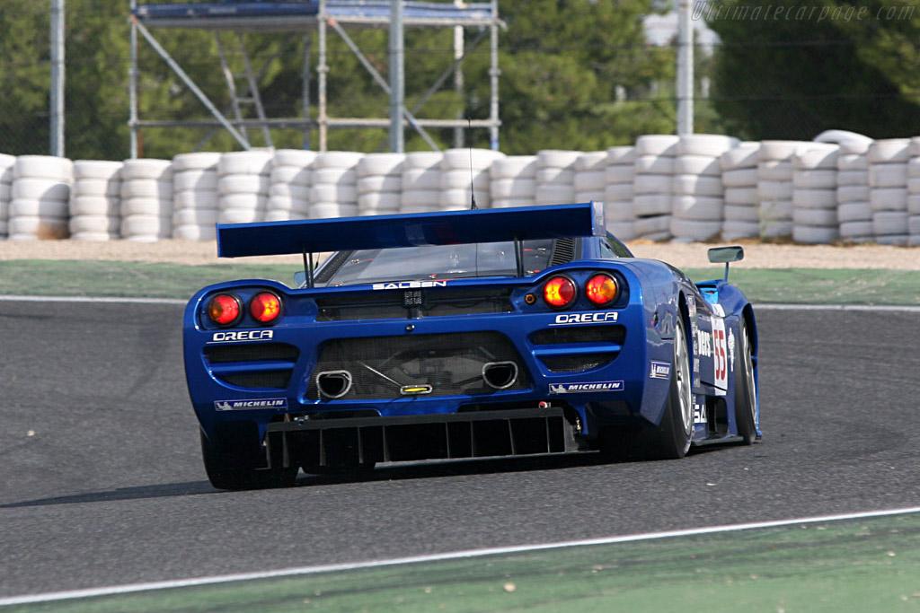 2018 Saleen S7 >> Saleen S7-R - Chassis: 066R - 2006 Le Mans Series Jarama 1000 km