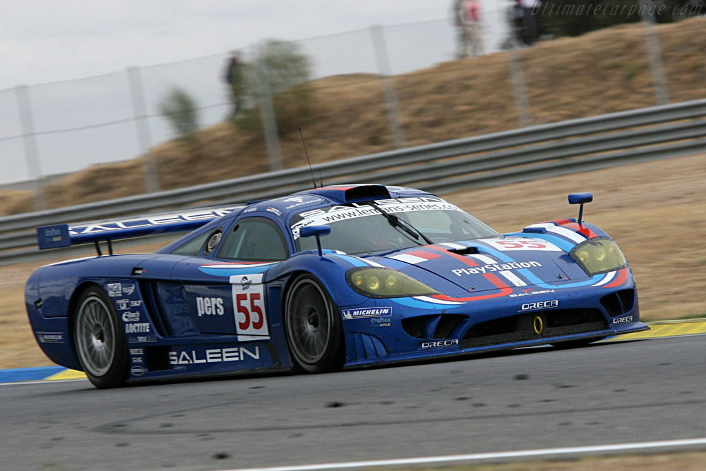 Saleen S7-R - Chassis: 066R   - 2006 Le Mans Series Jarama 1000 km