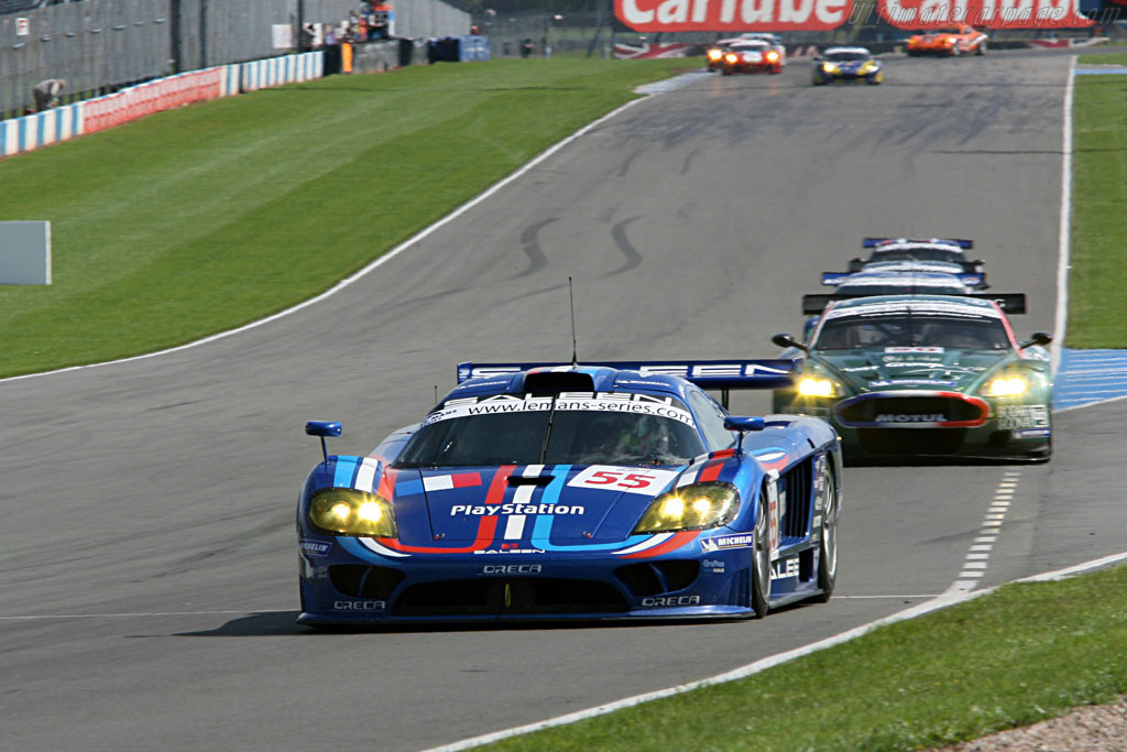 Saleen S7-R - Chassis: 066R   - 2006 Le Mans Series Donnington 1000 km