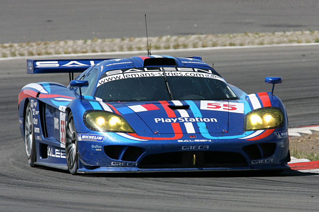 Saleen S7-R - Chassis: 066R   - 2006 Le Mans Series Nurburgring 1000 km