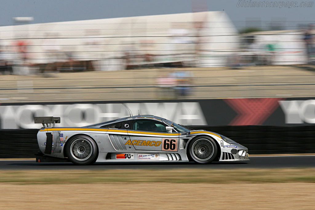 Saleen S7-R - Chassis: 031R  - 2006 24 Hours of Le Mans