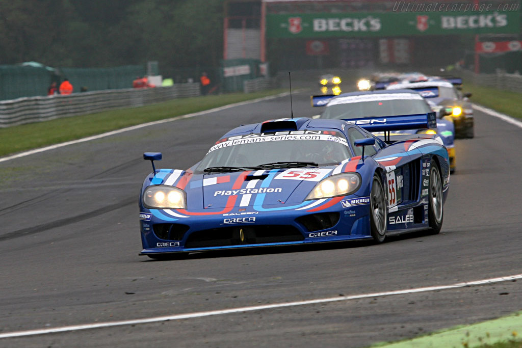 Saleen S7-R - Chassis: 066R   - 2006 Le Mans Series Spa 1000 km