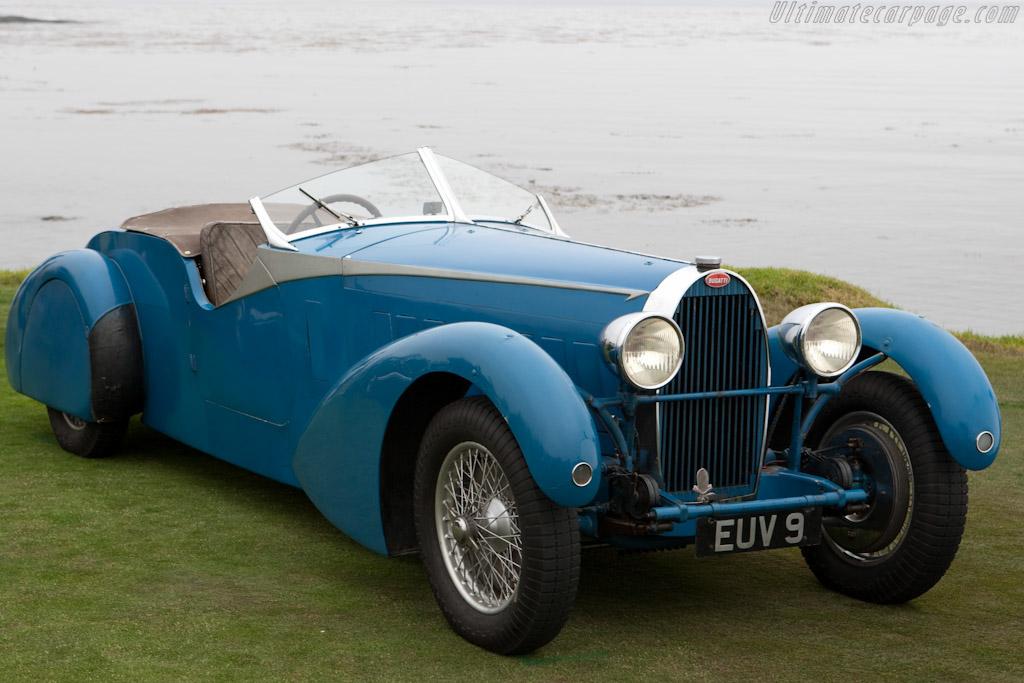Bugatti Type 57 TT Bertelli Tourer - Chassis: 57316   - 2009 Pebble Beach Concours d'Elegance