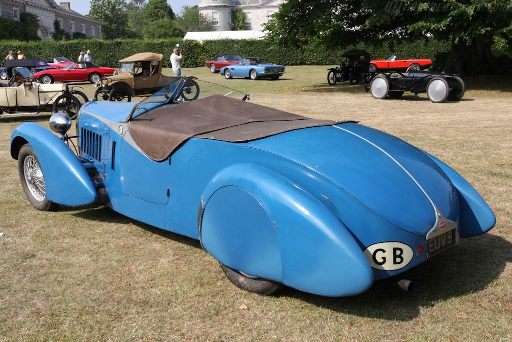 Bugatti Type 57 TT Bertelli Tourer - Chassis: 57316   - 2009 Goodwood Festival of Speed