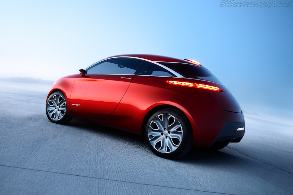 Ford Concept Car Images