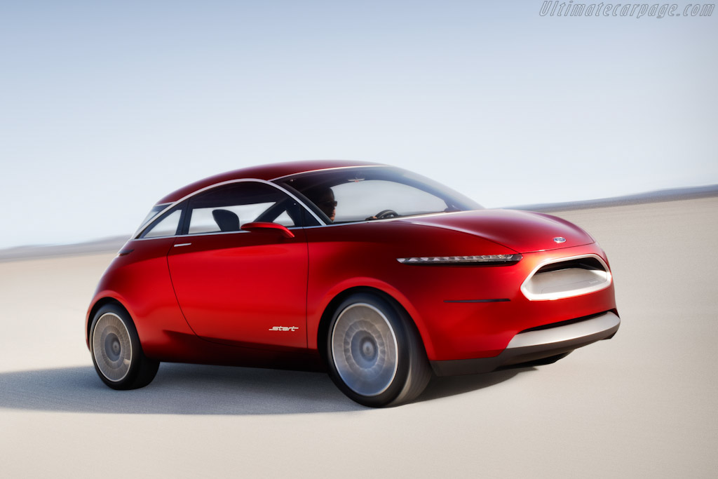A Ford Car >> Ford Start Concept