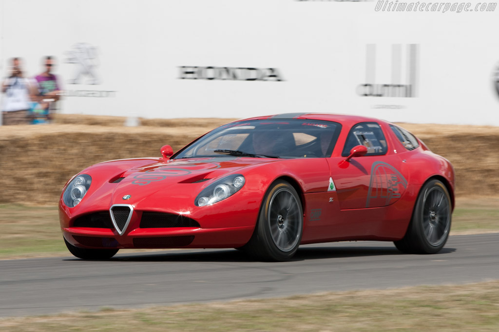 Click here to open the Alfa Romeo TZ3 Corsa gallery